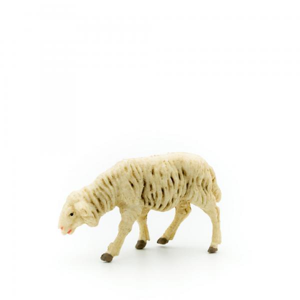 Schaf grasend, zu 7cm Fig. (Kunststoff)