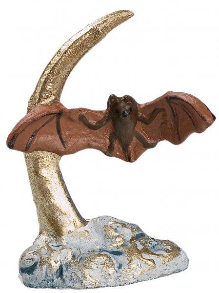 Fledermaus mit Mondsichel, zu 9 - 11cm Figuren