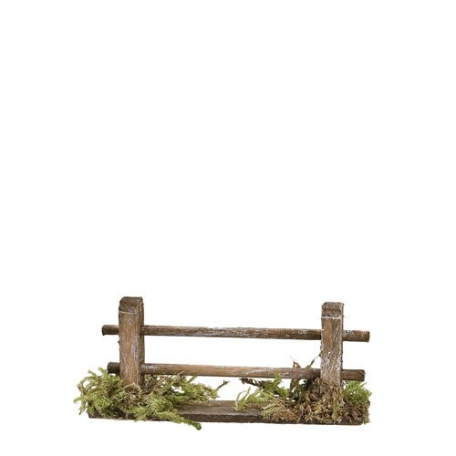 Zaunteil für 9cm Krippenfiguren