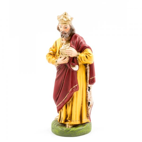 König weiß (Balthasar), zu 14cm Figuren