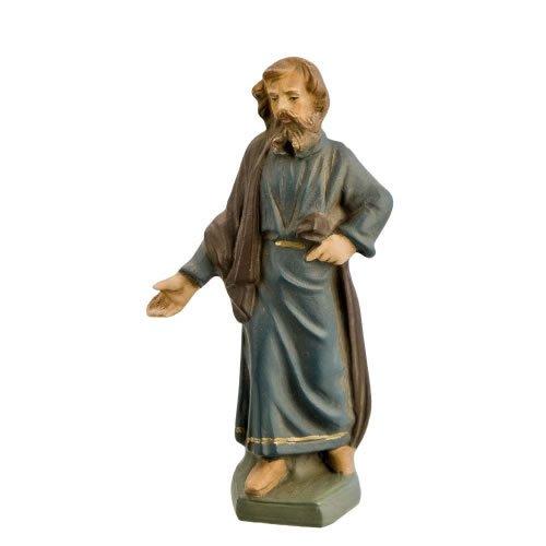 Thomas, zu 11cm Krippenfiguren - Original MAROLIN® - Figur für Ihre Krippe oder Weihnachtspyramide - Made in Germany