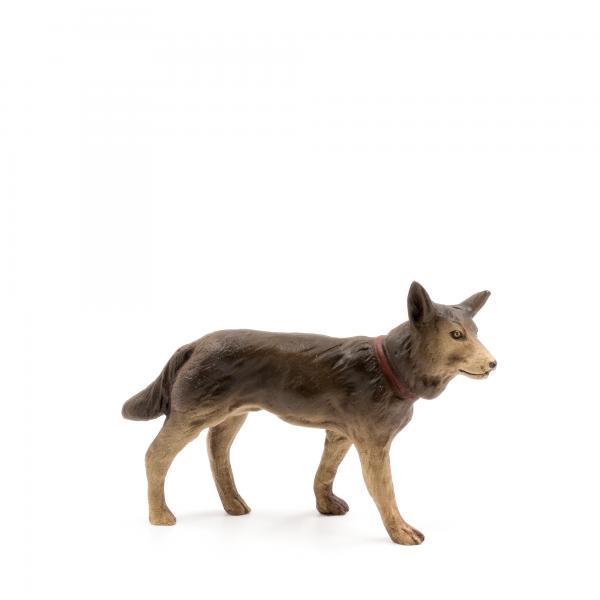 Schäferhund stehend, zu 14cm Figuren passend