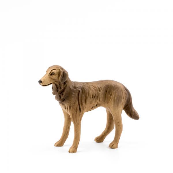 Hund stehend, zu 17cm Figuren passend