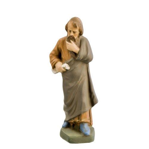 Philippus, zu 11cm Krippenfiguren - Original MAROLIN® - Figur für Ihre Krippe oder Weihnachtspyramide - Made in Germany