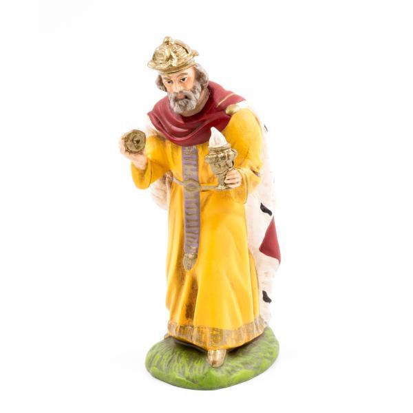 König weiß (Balthasar), zu 12cm Figuren