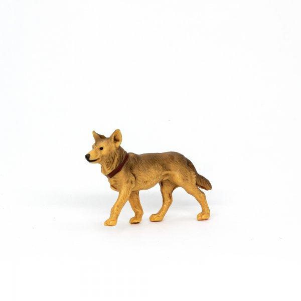 Deutscher Schäferhund, zu 9cm Fig. (Kunststoff)