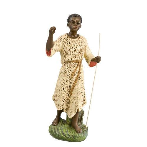 Kameltreiber mit Fellkleid (schwarzes Gesicht), zu 17cm Figuren