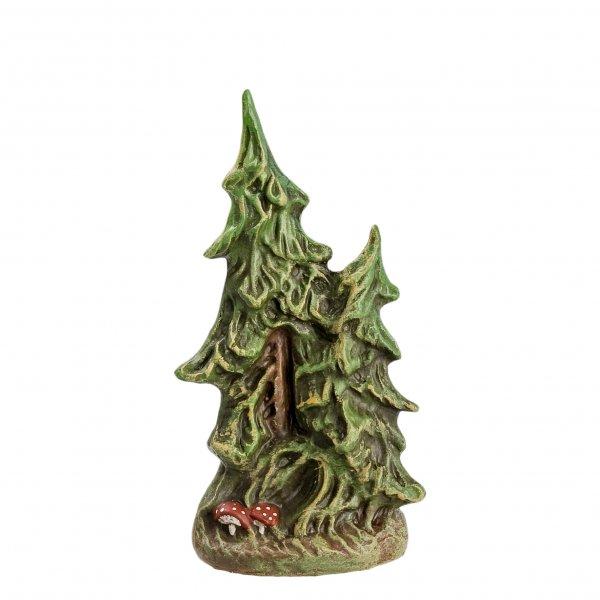 Tannenbusch doppelt, zu 9 - 11cm Figuren