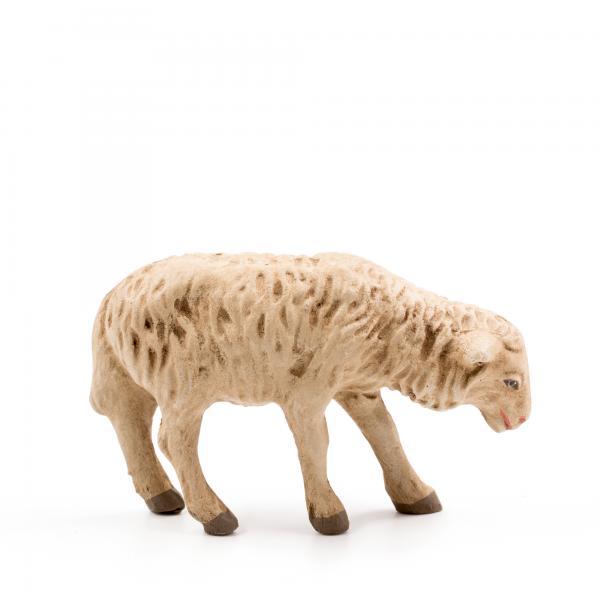 Schaf grasend, zu 11 - 12cm Figuren