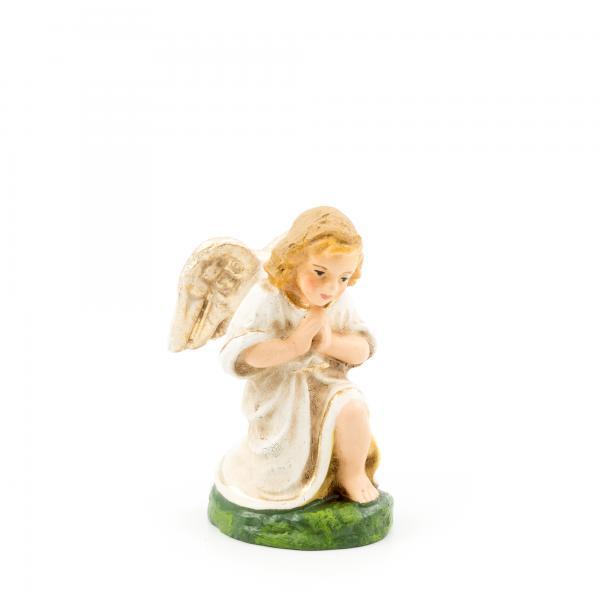 Kniender Engel in Antikweiß, zu 8 - 9cm Figuren