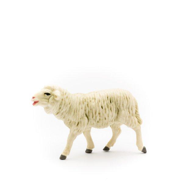 Schaf blökend, zu 12cm Fig. (Kunststoff)