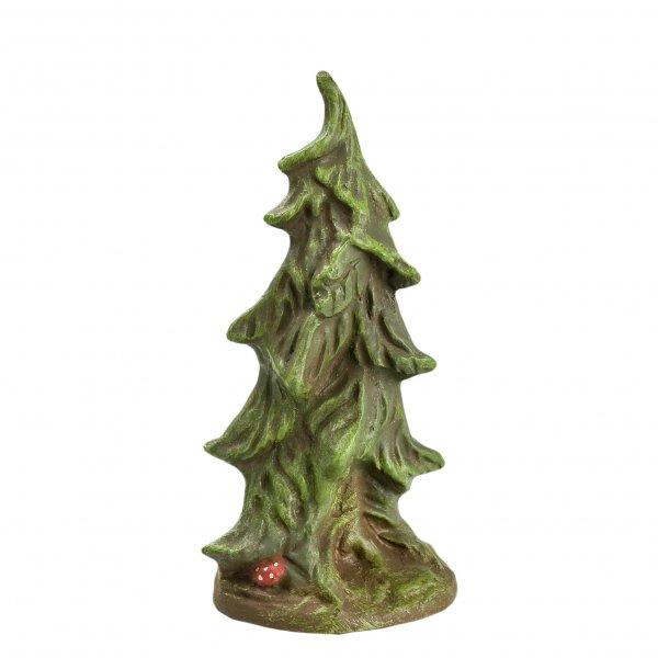 Tannenbusch schlank, zu 9 - 11cm Figuren