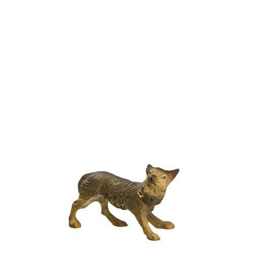 Hund erschrocken, zu 11 - 12cm Figuren passend