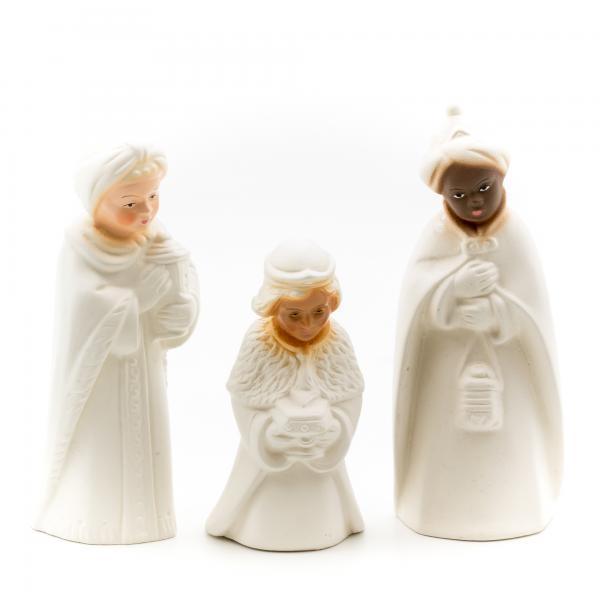 Bastelset Kinderkrippe - Heilige Drei Könige