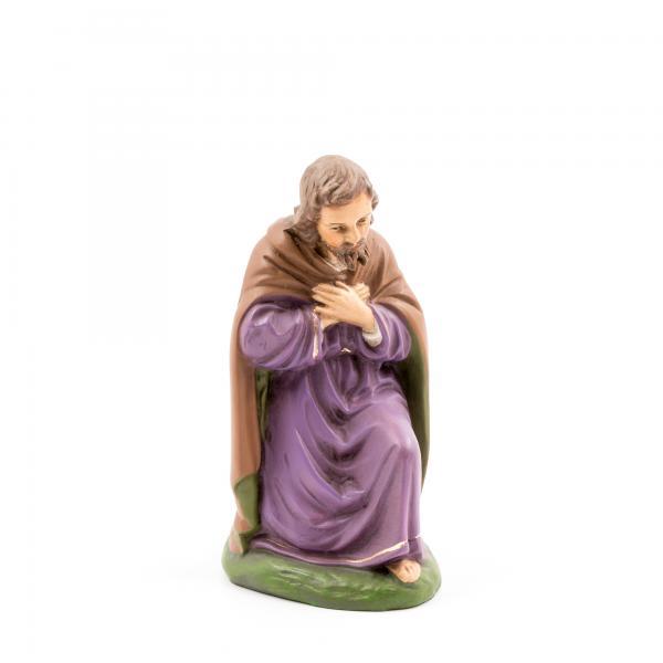 Josef kniend, zu 14cm Figuren