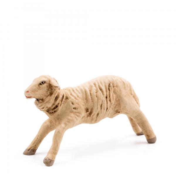 Schaf springend, zu 11 - 12cm Figuren passend