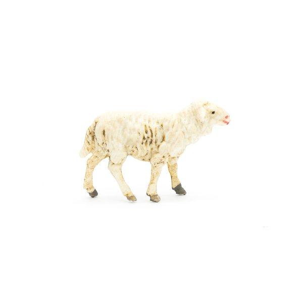 Schaf geradeaus blickend, zu 7cm Fig. (Kunststoff)