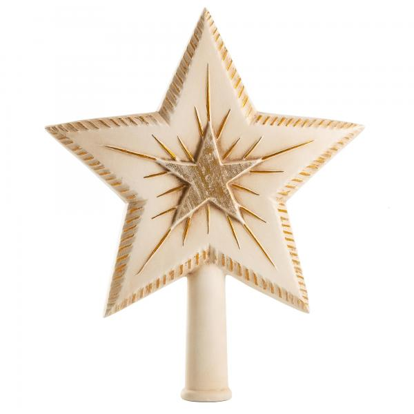 Christmas Tree Topper Large Binary Star