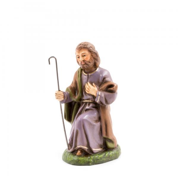 Josef kniend, zu 10cm Figuren