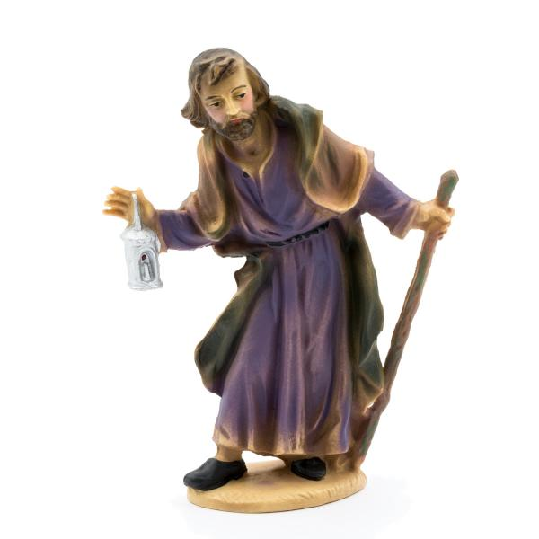 Josef stehend, zu 12cm Fig. (Kunststoff)