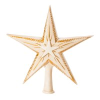 """Christmas Tree Topper """"Double star"""""""