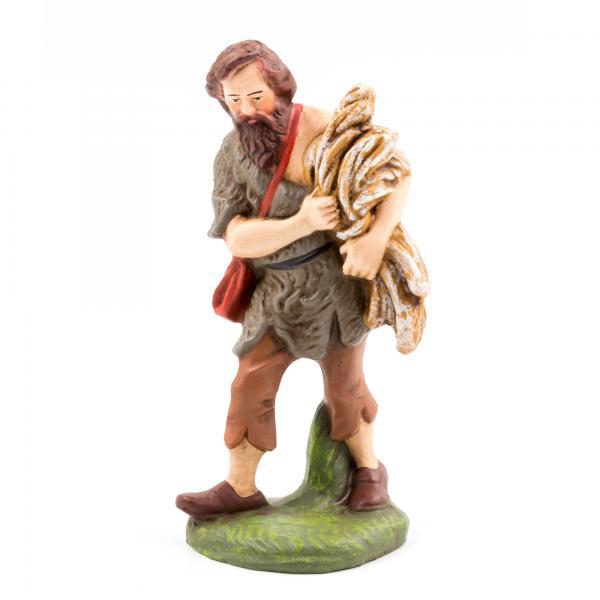 Hirte mit Strohgarbe, zu 12cm Figuren