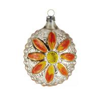 "Glass ornament ""Gerbera"""