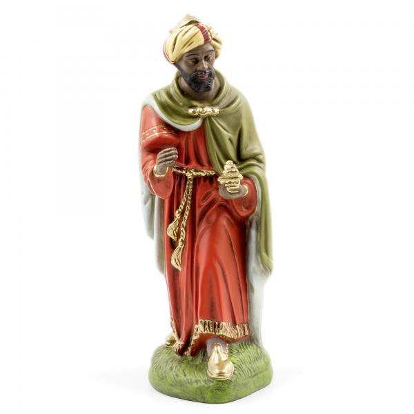 König schwarz (Caspar), zu 21cm Figuren
