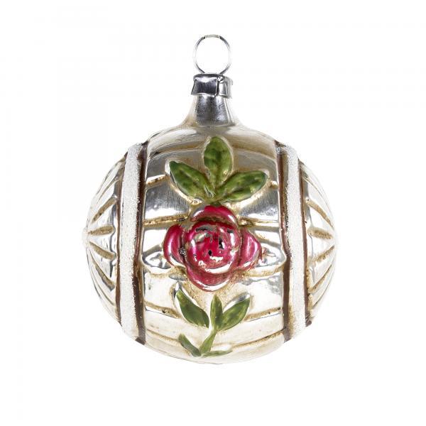 Glass Ornament Sun wheel