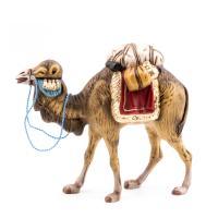 Kamel mit Gepäck, zu 11 - 12cm Figuren