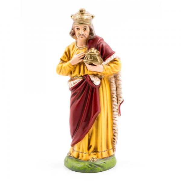 König weiß (Balthasar), zu 11cm Figuren