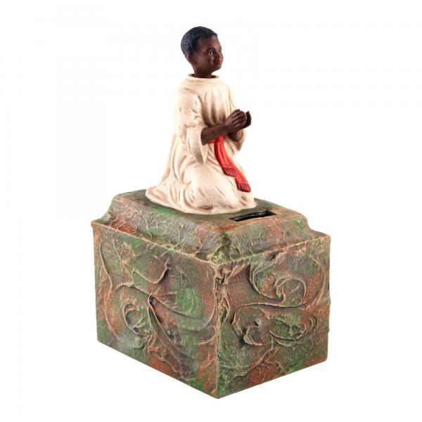 Missionssammelbüchse *Afrika* antikweiß