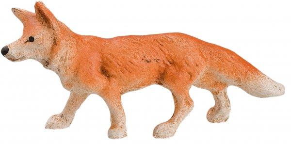 Fuchs gehend, zu 9 - 10cm Figuren passend