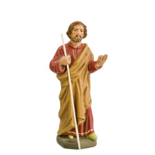 Jakobus, zu 11cm Krippenfiguren - Original MAROLIN® - Figur für Ihre Krippe oder Weihnachtspyramide - Made in Germany