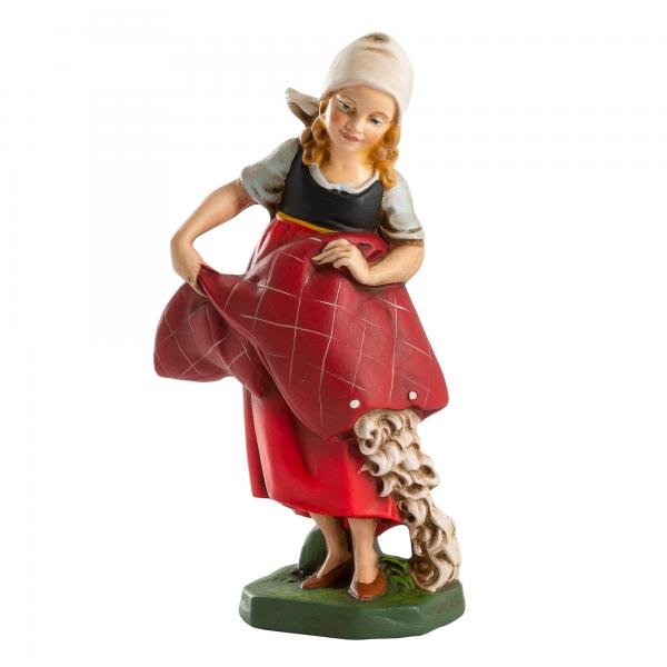 Golden Mary (Fairy tale figure from Mother Hulda)