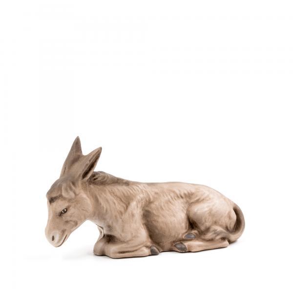 Esel liegend, zu 12cm Figuren