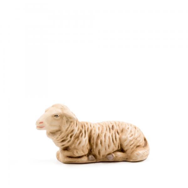 Schaf liegend, zu 14cm Figuren passend