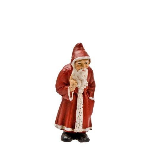 Christmas Tree Ornament *Old Santa*, red