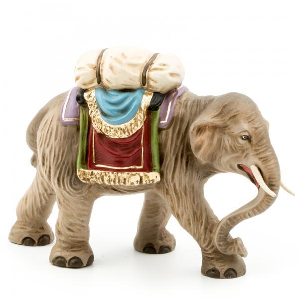 Elefant mit Gepäck, zu 9cm Figuren