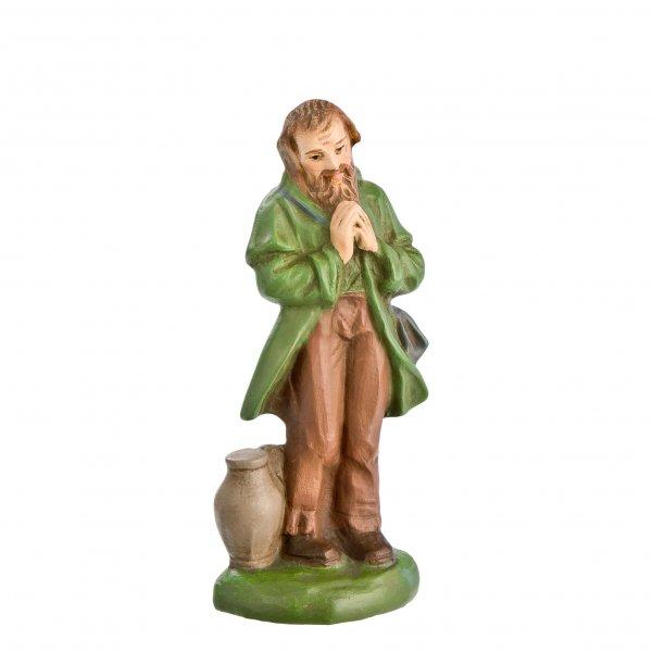 Hirte betend mit Krug, zu 9cm Figuren