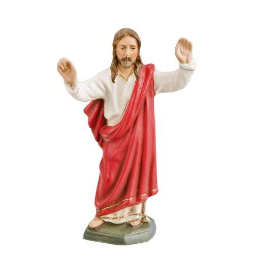 Jesus, zu 11cm Krippenfiguren - Original MAROLIN® - Figur für Ihre Krippe oder Weihnachtspyramide - Made in Germany
