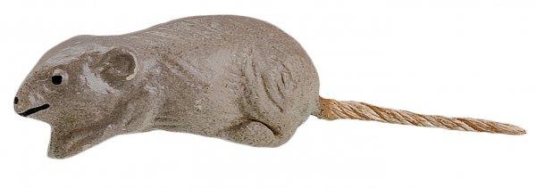 Maus springend, zu 14-17cm Figuren