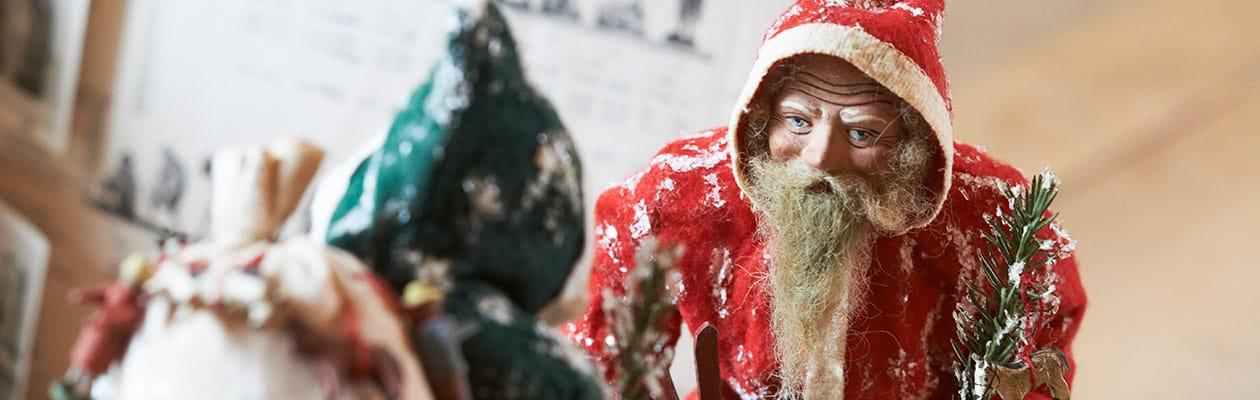 Weihnachtsmänner & Nikoläuse