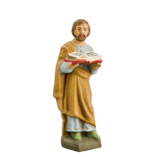 Bartholomäus, zu 11cm Krippenfiguren - Original MAROLIN® - Figur für Ihre Krippe oder Weihnachtspyramide - Made in Germany