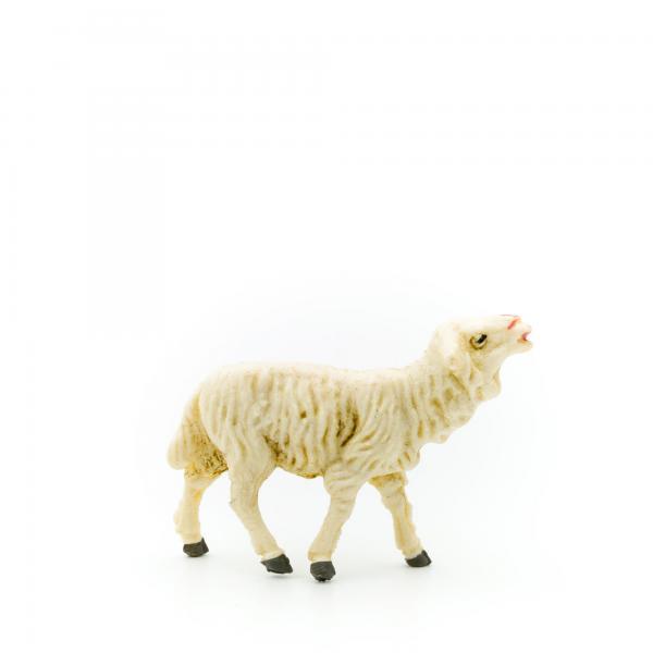 Schaf blökend, zu 7cm Fig. (Kunststoff)