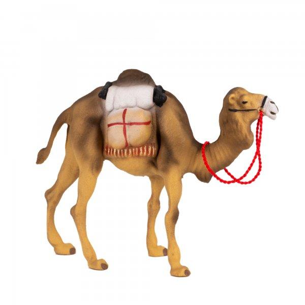 Kamel stehend mit Gepäck, zu 12cm Fig. (Kunststoff)