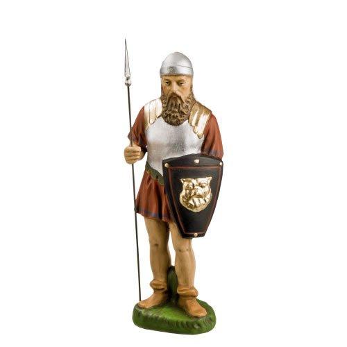Römischer Soldat mit Lanze, zu 14cm Figuren