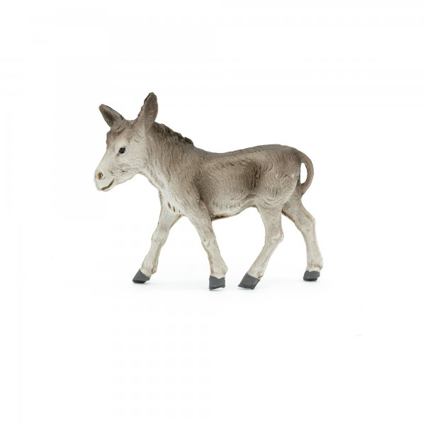 Esel stehend, zu 7cm Fig. (Kunststoff)