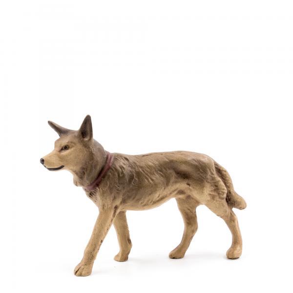 Schäferhund stehend, zu 11 - 12cm Figuren passend