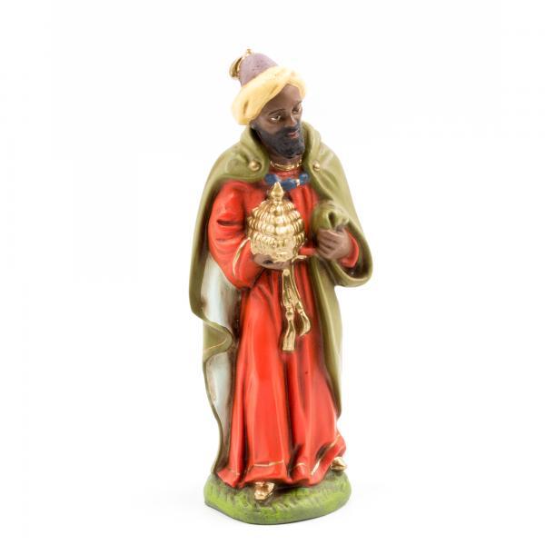 König schwarz (Caspar), zu 14cm Figuren